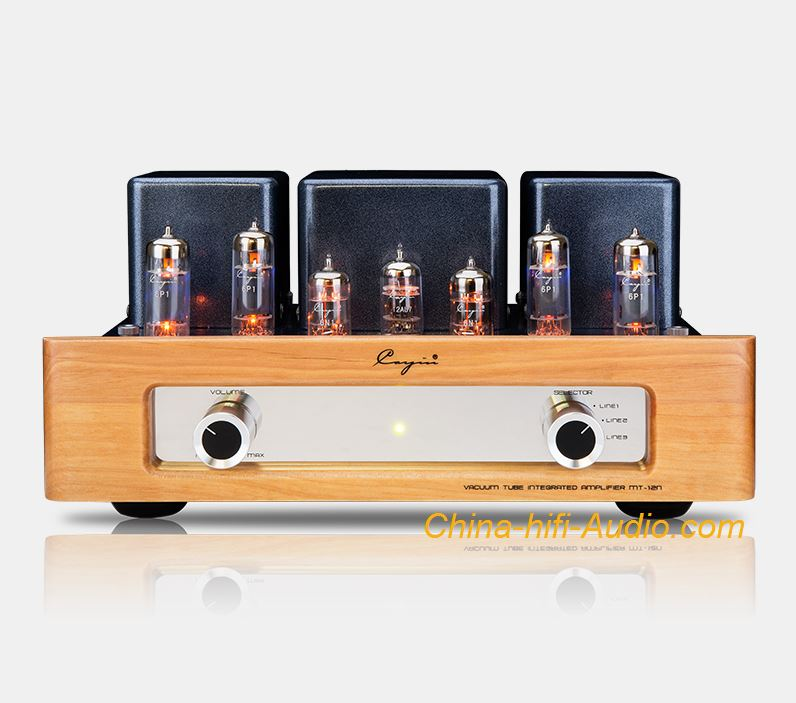 Cayin Spark MT-12N vacuum Tube integrated amplifier Audiophile Amp Pure handmade
