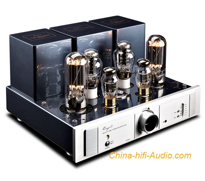 Cayin A-845 Single-end Class A Power amplifier & integrated AMP 300B & 845 Tube - Click Image to Close