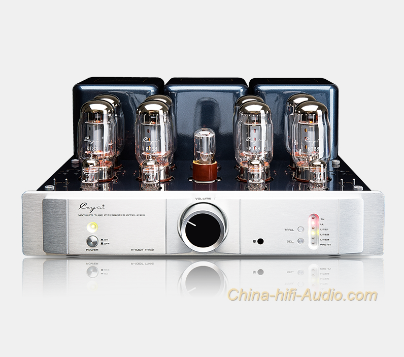 Cayin A 88t Mk2 Tube El34 Kt88 6550 Integrated Amplifier