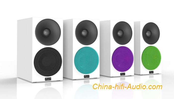 Cayin A6 WiFi Wireless monitor speakers HiFi audio cellphone active loudspeakers