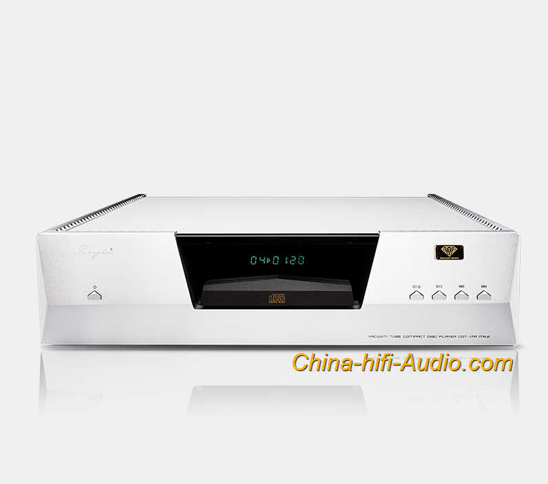 Cayin CDT-17A MK2 Deluxe edition Hi-end CD player USB tube decoding Ver.diamond