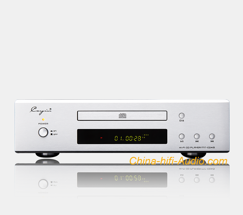 Cayin MT-CD45 CD player HiFi music disc Decoder player HDCD with remote control