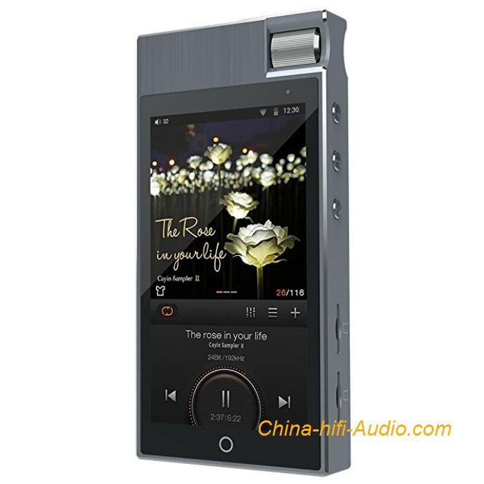 Cayin N5ii WIFI Wireless Digital Audio Player USB Android Based portable DAP