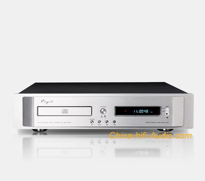 Cayin Spark CDT-15A MK2 CD player Hifi audio USB DAC Decoding CD player desktop