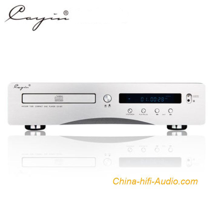 Cayin Sparker CD-50T HiFi audio music CD player DAC HDCD with Remove Control