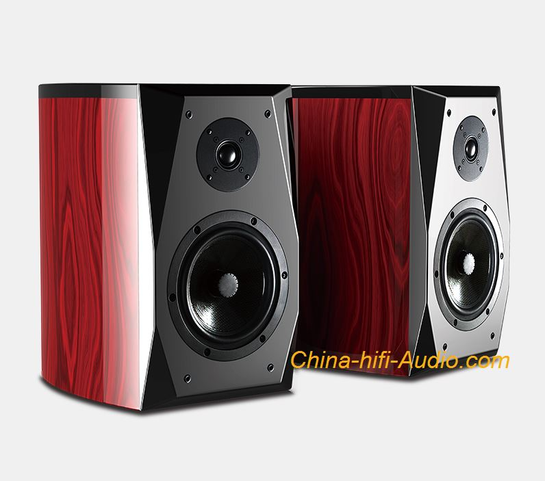 Cayin T50 LYRE HiFi Bookshelf speaker active desktop computer TV loudspeakers