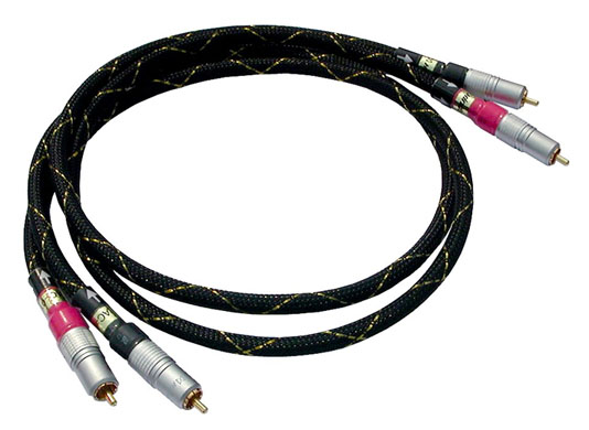 Xindak AC-01 Analogue Interconnects Cable Pair AC01 New