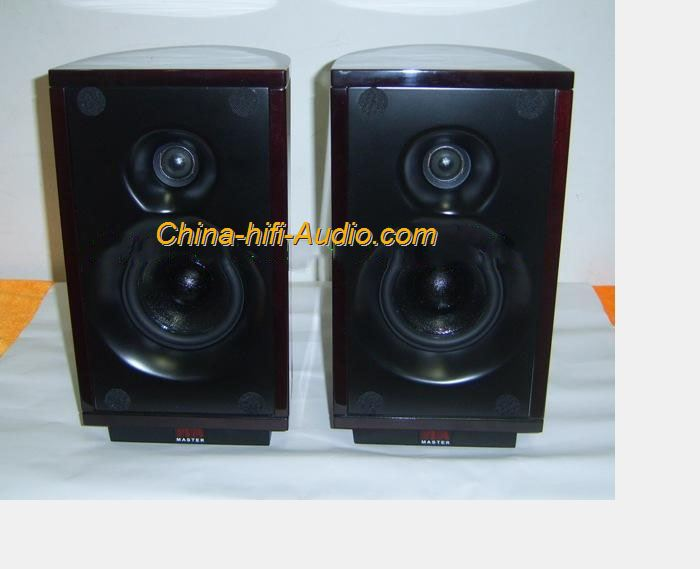 Master CHAMPION-ONE MKII Monitor Bookshelf Speaker HiFi audio Loudspeaker pair