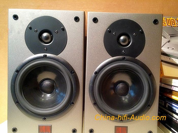 Master FOCUS 10 MKII HIFI audio Bookshelf Speakers Amplifier Loudspeaker pair