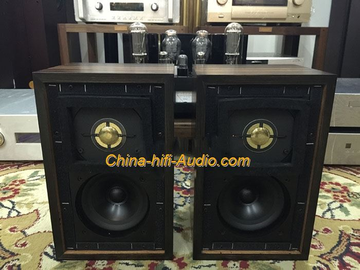Master LS3/5A Monitor Bookshelf Loudspeakers BBC HIFI audio amp Speakers pair