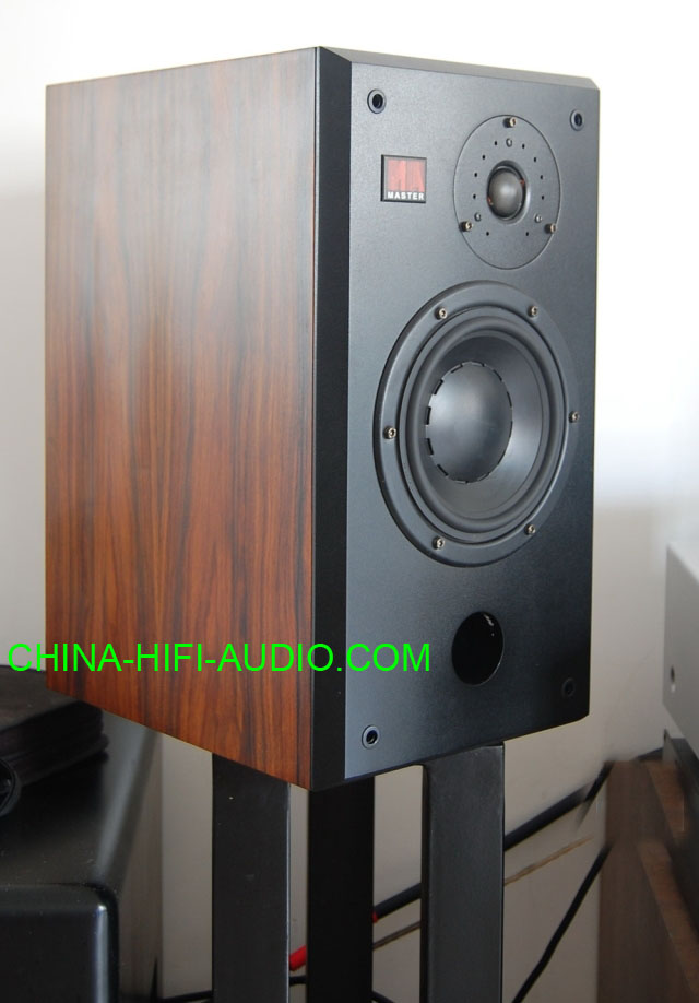 Master Monitor one bookshelf Speakers Upgrade edition MK2 pair