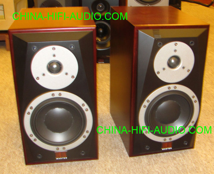 Master Monitor one MKIII bookshelf Speakers Upgrade edition pair