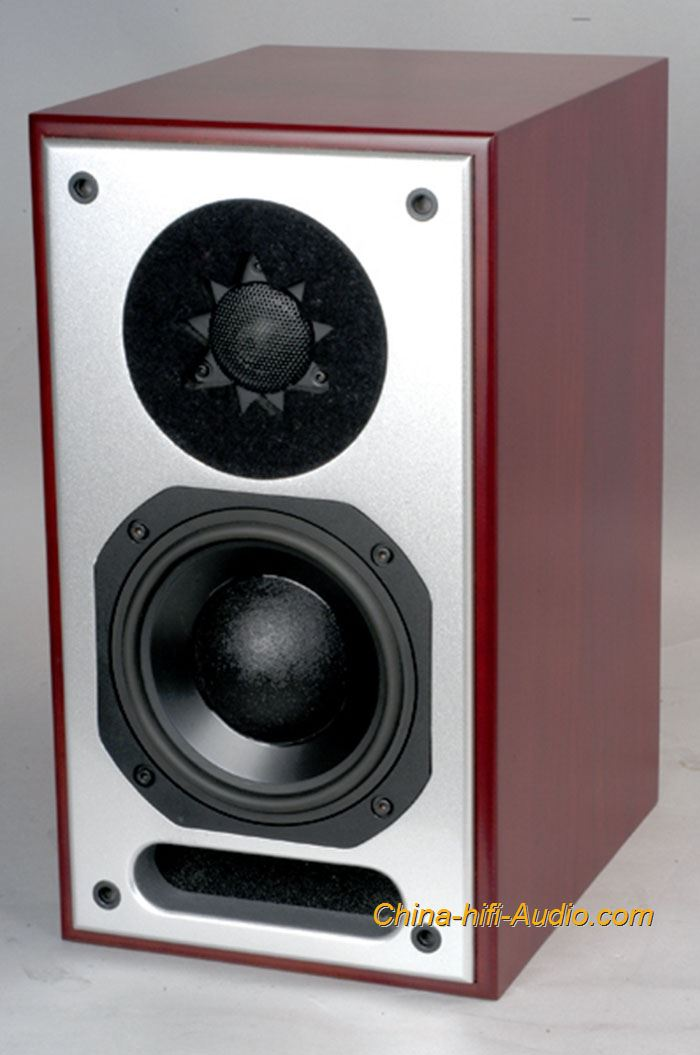 Master SPM-10 classic Bookshelf Speakers HiFi audio tube amp Loudspeaker pair