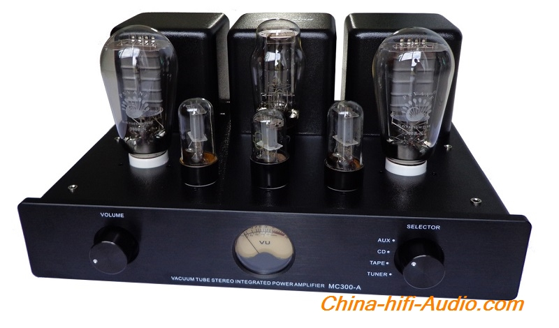 Meixing MC300-A Class A Single-ended 300B tube Integrated Amp Mingda