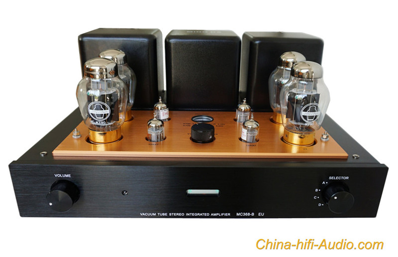 MC368-B EU hi fi audiophile integrated amplifier KT90 x4 vacuum tube amp