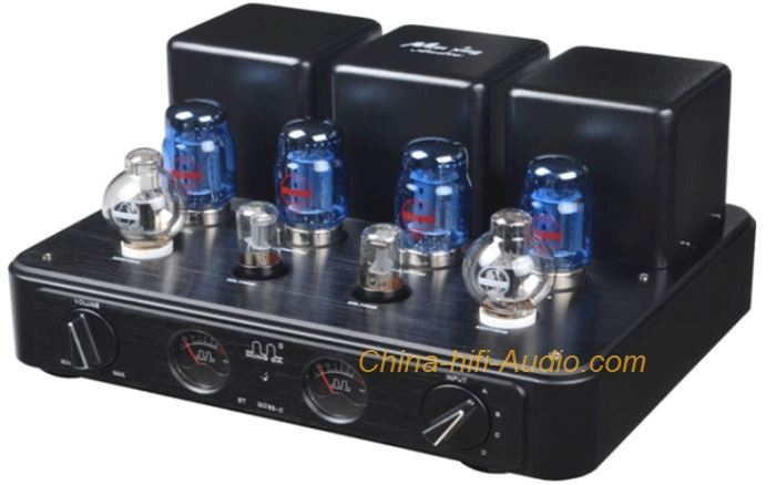MINGDA MC88-C KT88 tube INTEGRATED AMPLIFIER 2014 remote-control