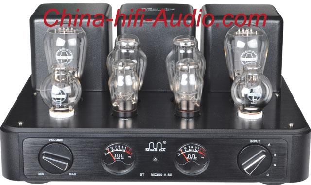 Ming Da Mc300 Ase 2014 Tube 300b Stereo Integrated Amp