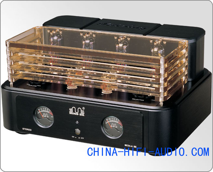 Meixing MingDa MC34-ASE hifi tube Integrated Amplifier EL34 2011