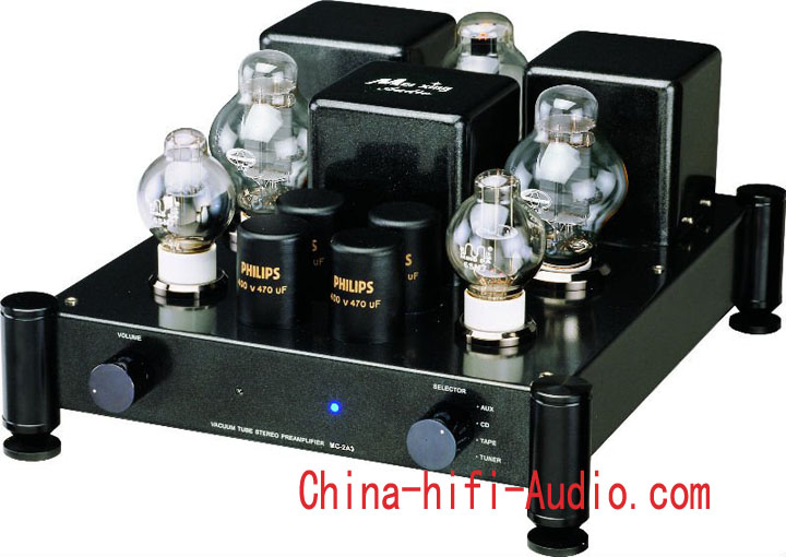 Meixing MC-2A3 tube Pre-Amplifier Special Class remote control