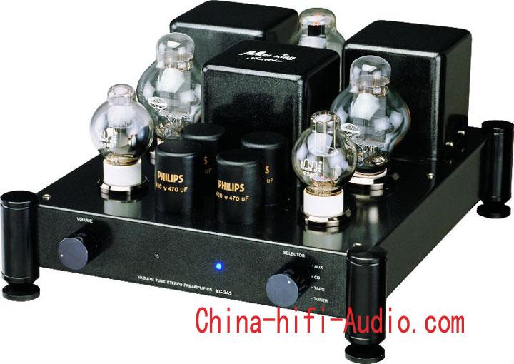 Meixing Mc 2a3 Tube Pre Amplifier Special Class Remote