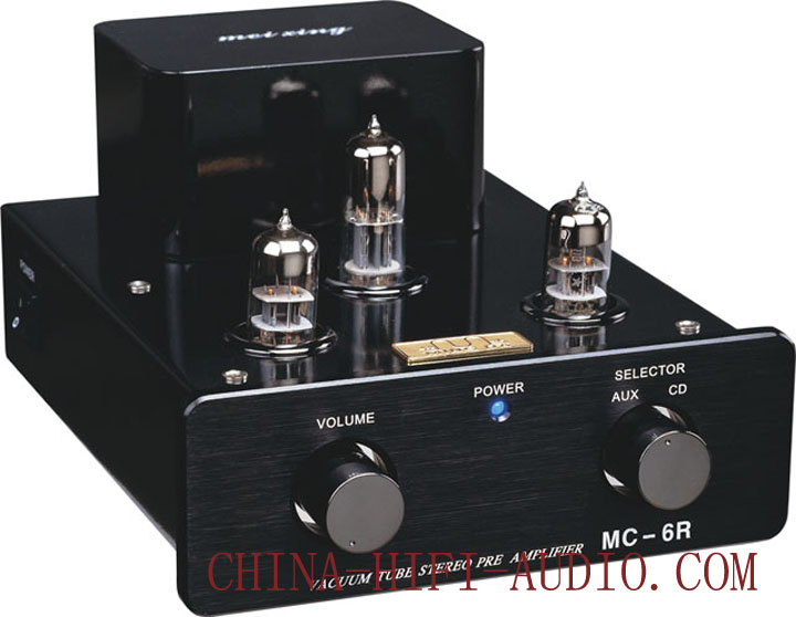 Meixing MingDa MC-6R vacuum tube pre-Amplifier preamp new
