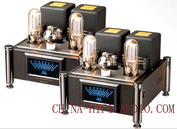 Meixing MingDa MC845-AB Tube Mono Block Power Amplifier pair