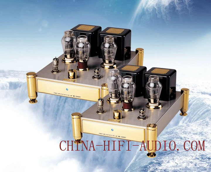 Meixing MC2A3-07 tube Integrated amplifier & Power amp pair