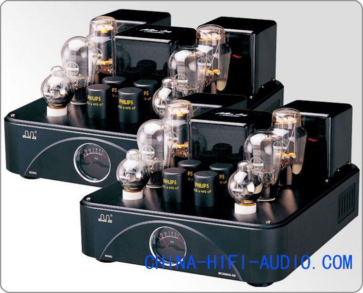 Meixing MC300845-AB 20th Anniversary Edition Monoblock Power Amp