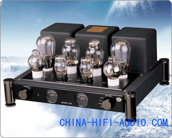 Meixing MingDa MC300-ASE tube Integrated Amplifier remote contro