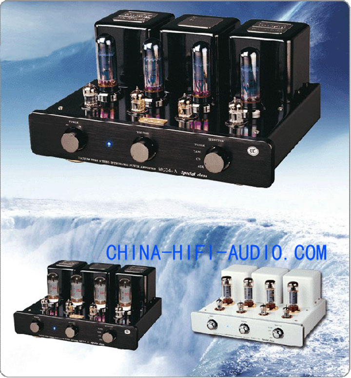 MingDa MC34-A06 EL34 tube Integrated Amplifier special class Cz