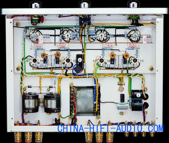 Outstanding Meixing Mc34 A06 El34 Tube Integrated Amplifier Special Jinvina Wiring 101 Vieworaxxcnl