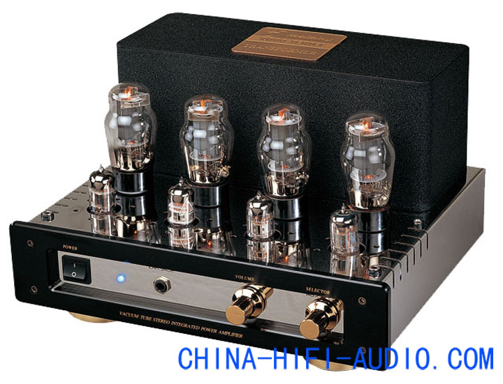 Meixing MingDa MC34-B Integrated Amplifier with Headphone amp - Click Image to Close