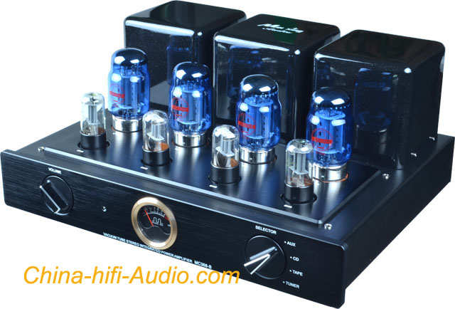 Meixing MingDa MC368-B KT88 tube stereo Integrated Amplifier - Click Image to Close