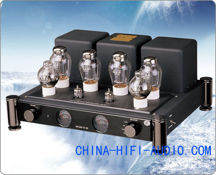 Meixing MingDa MC368-BSE tube Integrated Amplifier remote Ctrl