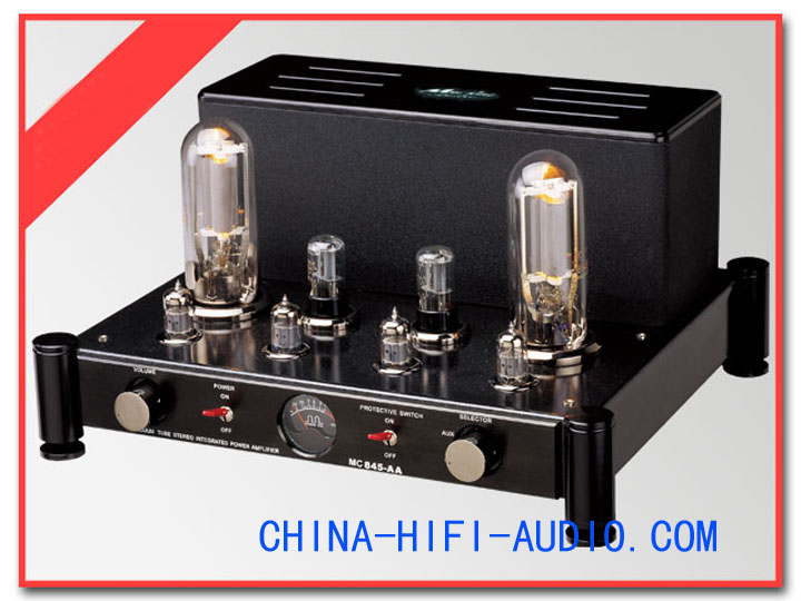 Meixing MingDa MC845-AA vacuum tube stereo Integrated Amplifier