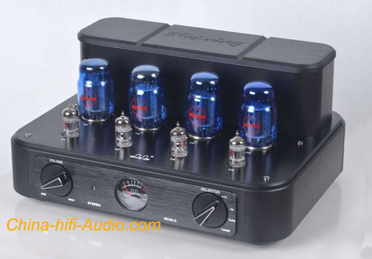 Meixing MingDA MC88-C KT88x4 hifi tube Integrated Amplifier