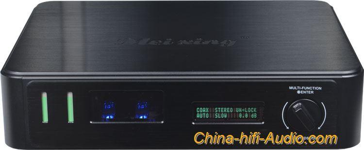 Meixing Ming Da MC9018-DSD DA USB Nondestructive vacuum tube Preamp decoder