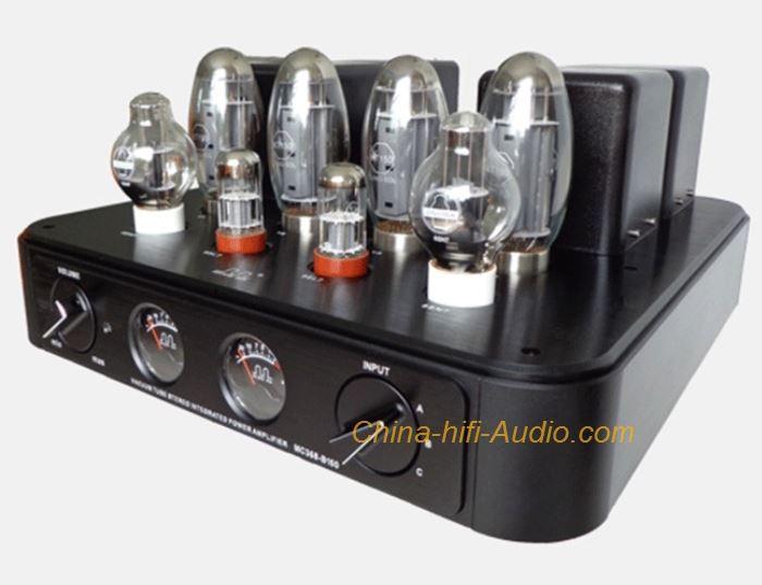 MingDa MC368-B150 TUNG-SOL KT150*4 tube Integrated & Power Amp