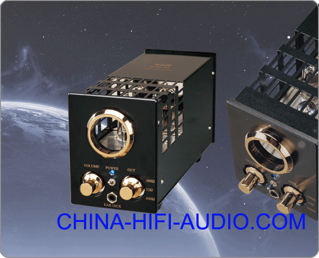 Meixing MingDa MC66-AE vacuum Tube headphone Amplifier