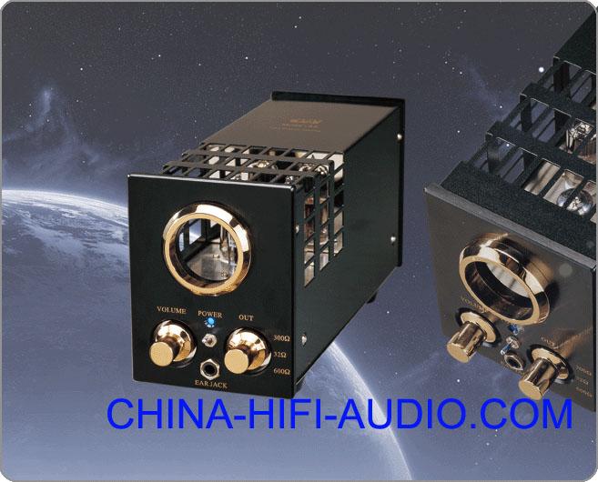 Meixing MingDa MC66-AE vacuum Tube headphone Amplifier - Click Image to Close
