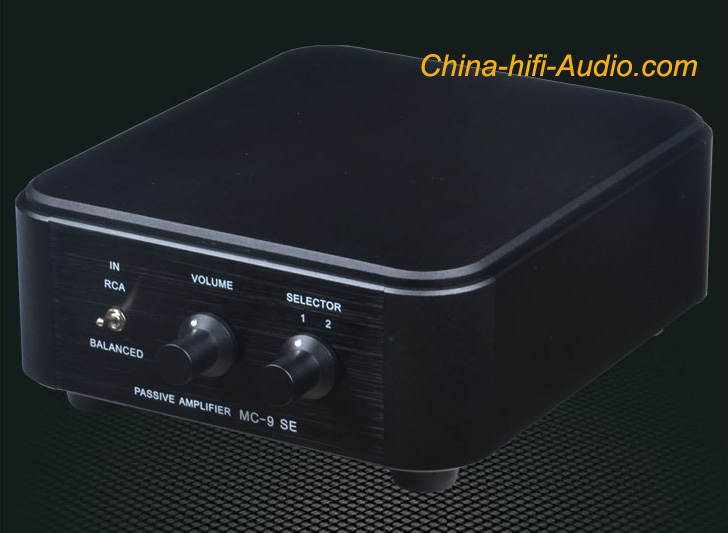 Meixing Mingda MC-9 SE Passive pre-amplifier hi-fi preamp MingDa - Click Image to Close