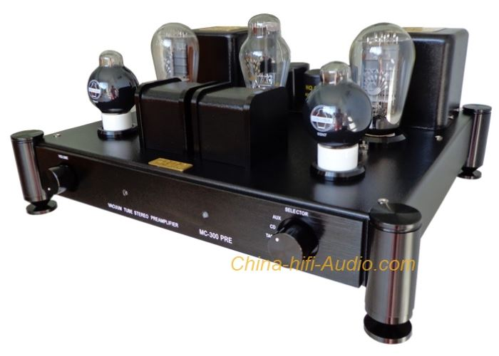 Mingda MC300-PRE vacuum valve 300B preamplifier with remote-ctrl