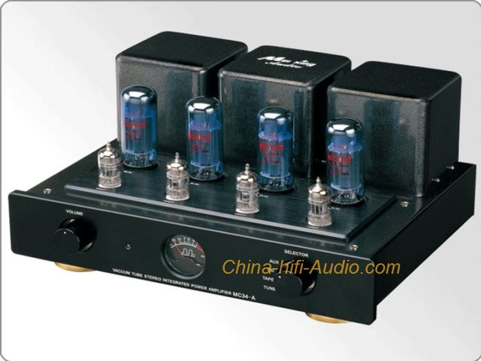 Meixing MC34-A 2011 vacuum tube EL34 Integrated Amplifier new