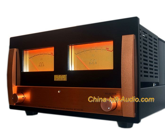 MingDa MC368-BS high power amp KT120 Tube Hifi hosehold integrated amplifier