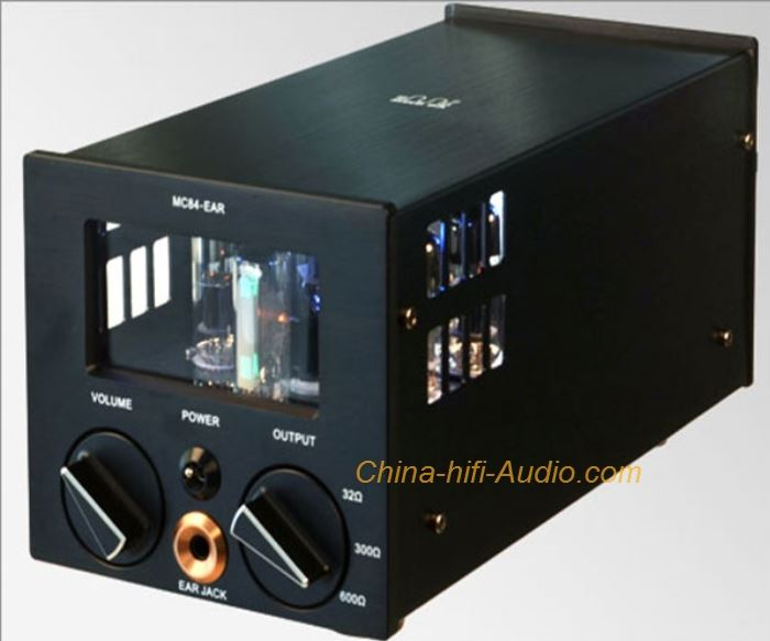 Meixing MD MC84-C EAR valve Headphone amplifier Class A
