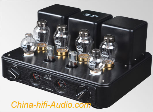 MingDa MC368-B SE 2014 KT90 x4 valve Integrated amplifier remote