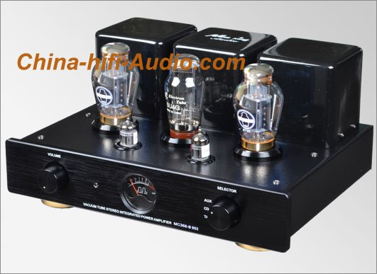 MingDa MC368-B902 KT90 tube Integrated Amp Single-ended Class A
