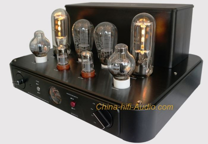 MingDa MC845-C12 300B 845 Vacuum tubes Integrated Amplifier