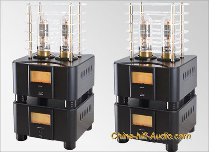MingDa MC998-AB Class A Single-ended Mono Power amplifier WE212 tube amp pair
