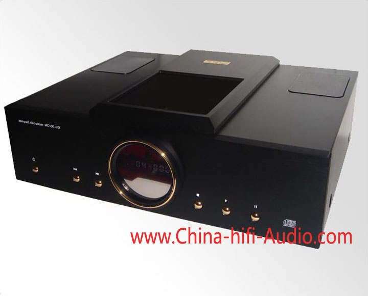 Meixing MingDa MC100-CD Vacuum tube 12AX7 CD Player black